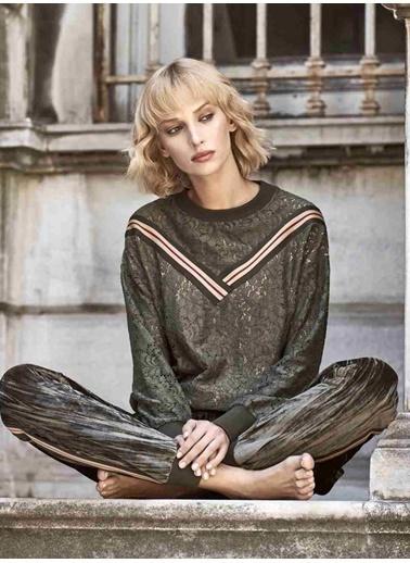Miss Loren Pijama Takım Haki